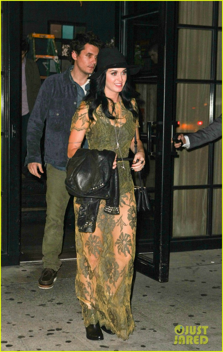 katy perry john mayer big apple date night 012738507