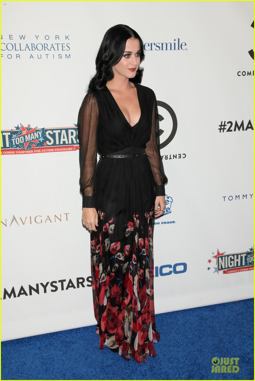 katy perry carly rae jepsen night of too many stars 23