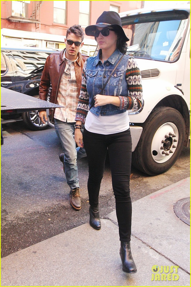 katy perry john mayer west village lunch date 062739241