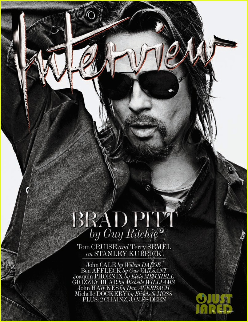 brad pitt covers interview magazine november 2012 02