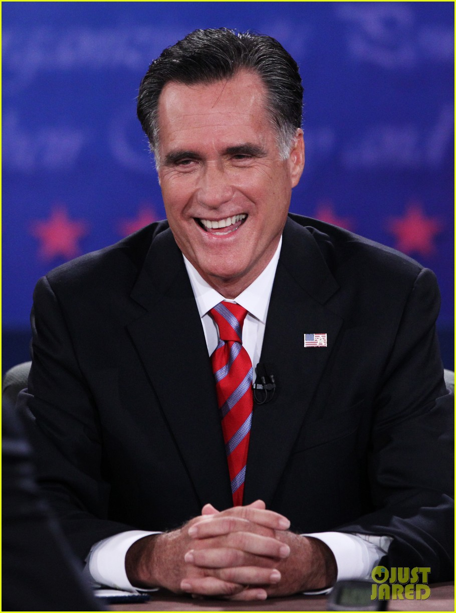 watch final presidential debate with barack obama mitt romney 122742998