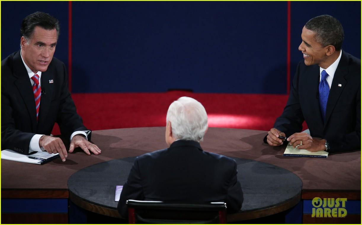 watch final presidential debate with barack obama mitt romney 152743001
