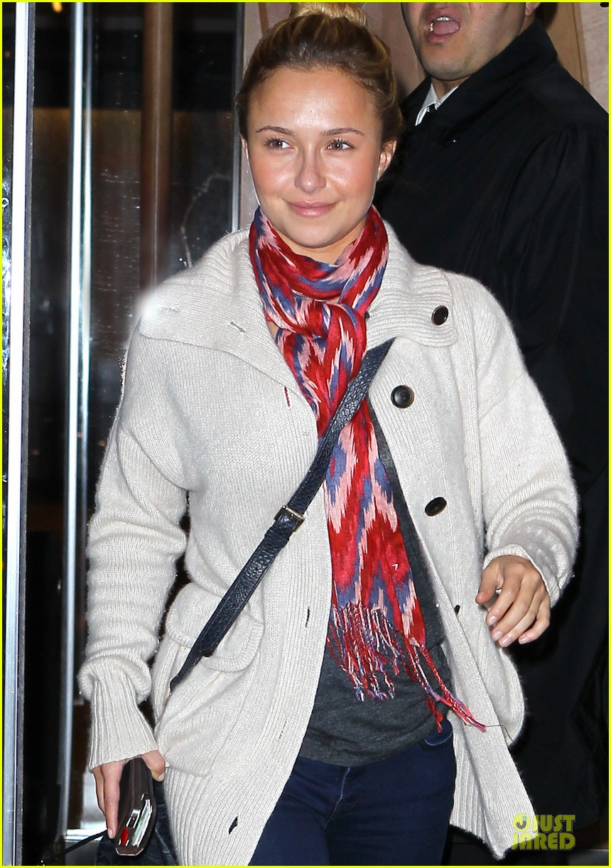 hayden panettiere new york press day 02