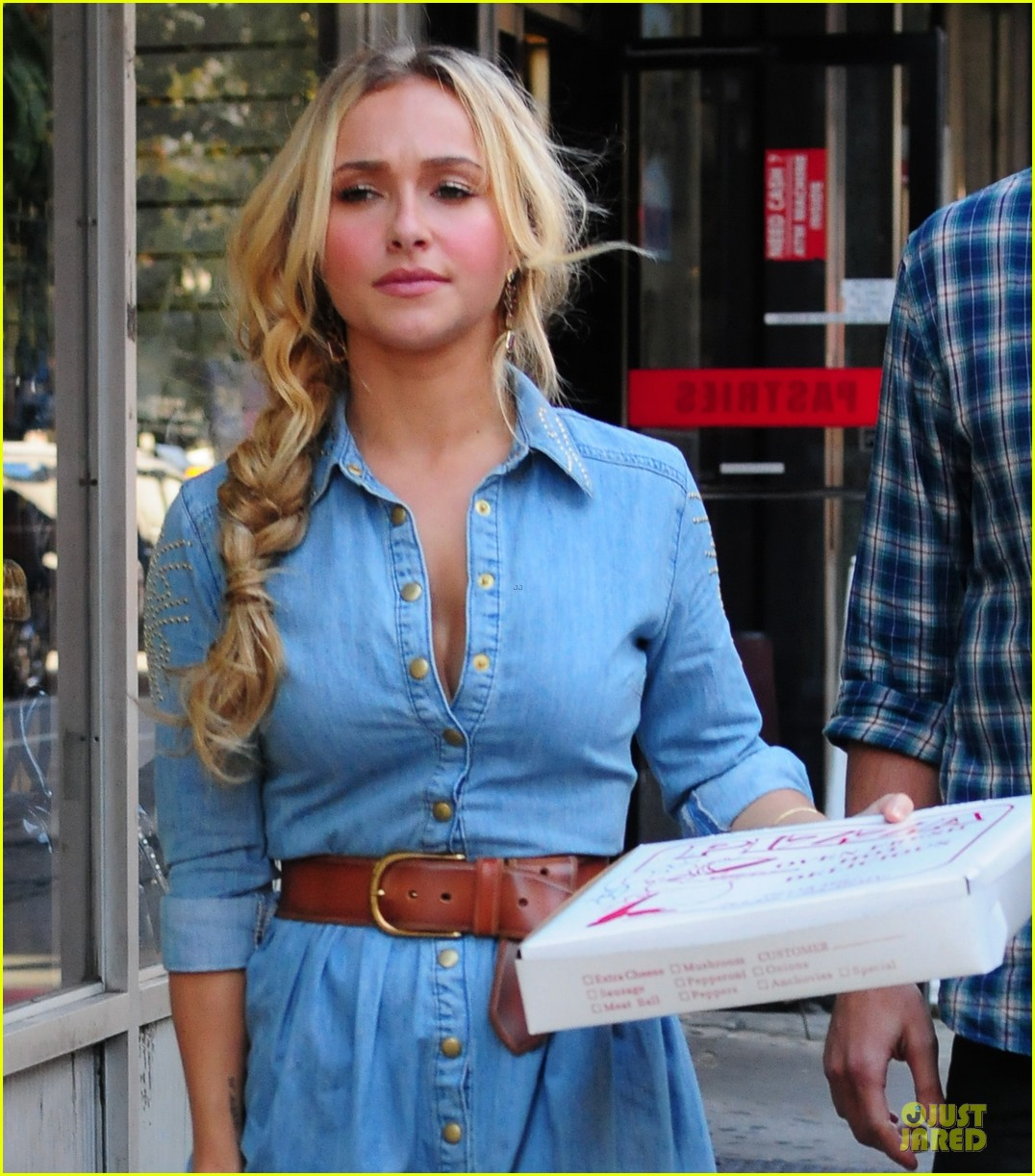 hayden panettiere new york press day 042739416