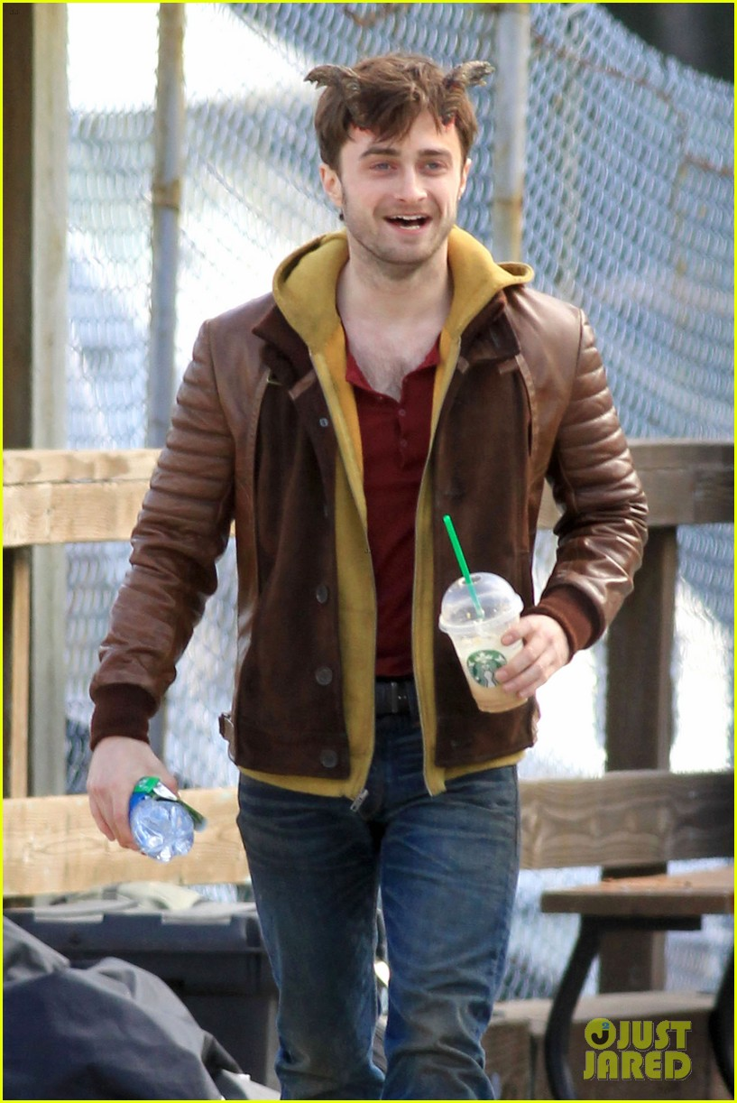 daniel radcliffe in horns first official pic 02