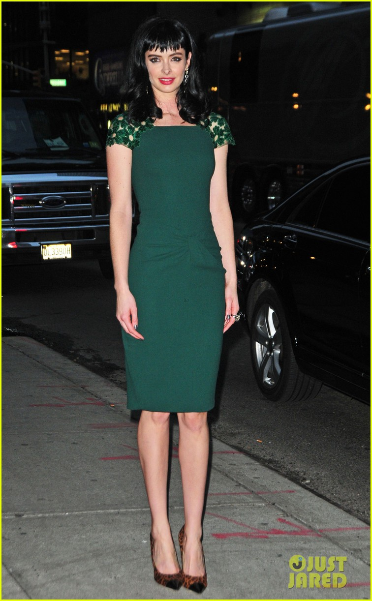 krysten ritter jimmy choo collection launch 142745712