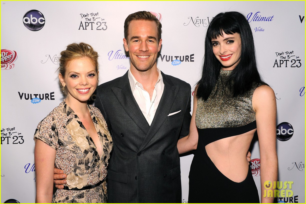 krysten ritter dont trust the b in aparrtment 23 premiere 13