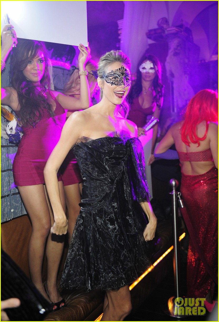 stacy keibler halloween masquerade host 202746791