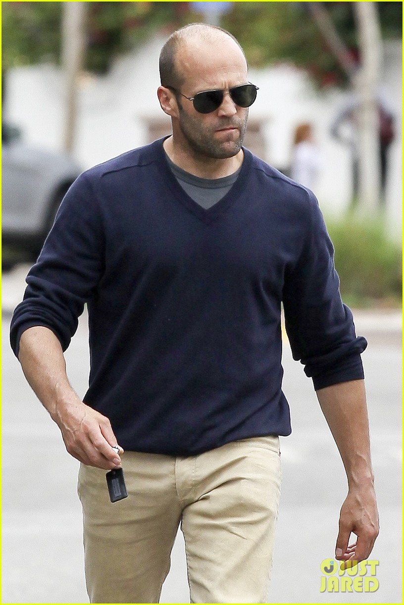 jason statham malibu lunch date 05
