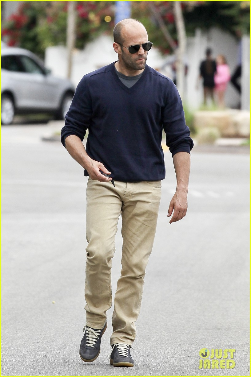 jason statham malibu lunch date 10