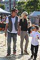 gwen stefani gavin rossdale pumpkin patch with the kids 05