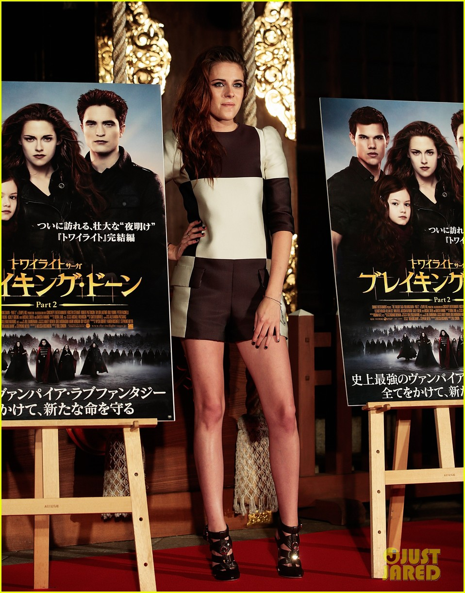 kristen stewart twilight saga breaking dawn part 2 tokyo photo call 022743986