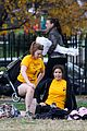 amber tamblyn america ferrera softball players in the big apple 05