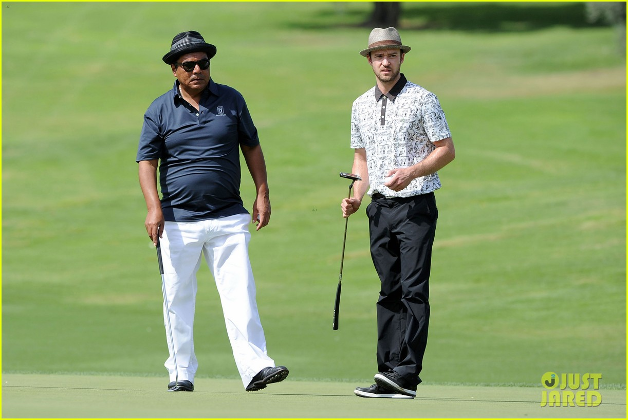 justin timberlake shriners hospital golf tournament 05