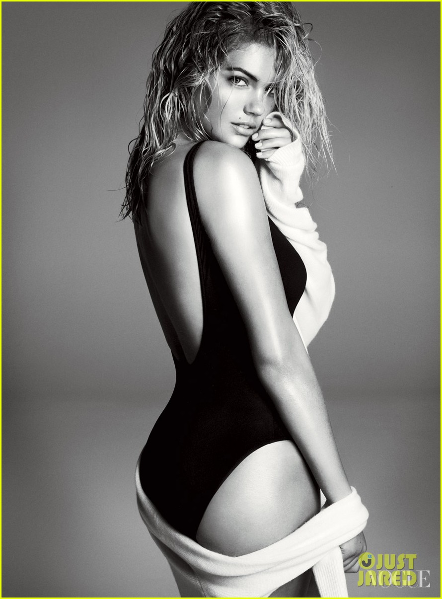 Kate Upton   Vogue  Magazine Feature Vogue Models