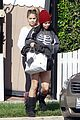 vanessa hudgens halloween brunch with sister stella 05