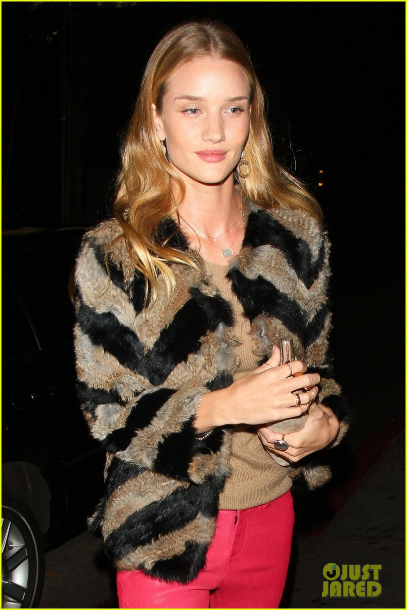rosie huntington whiteley chateau marmont lady 03