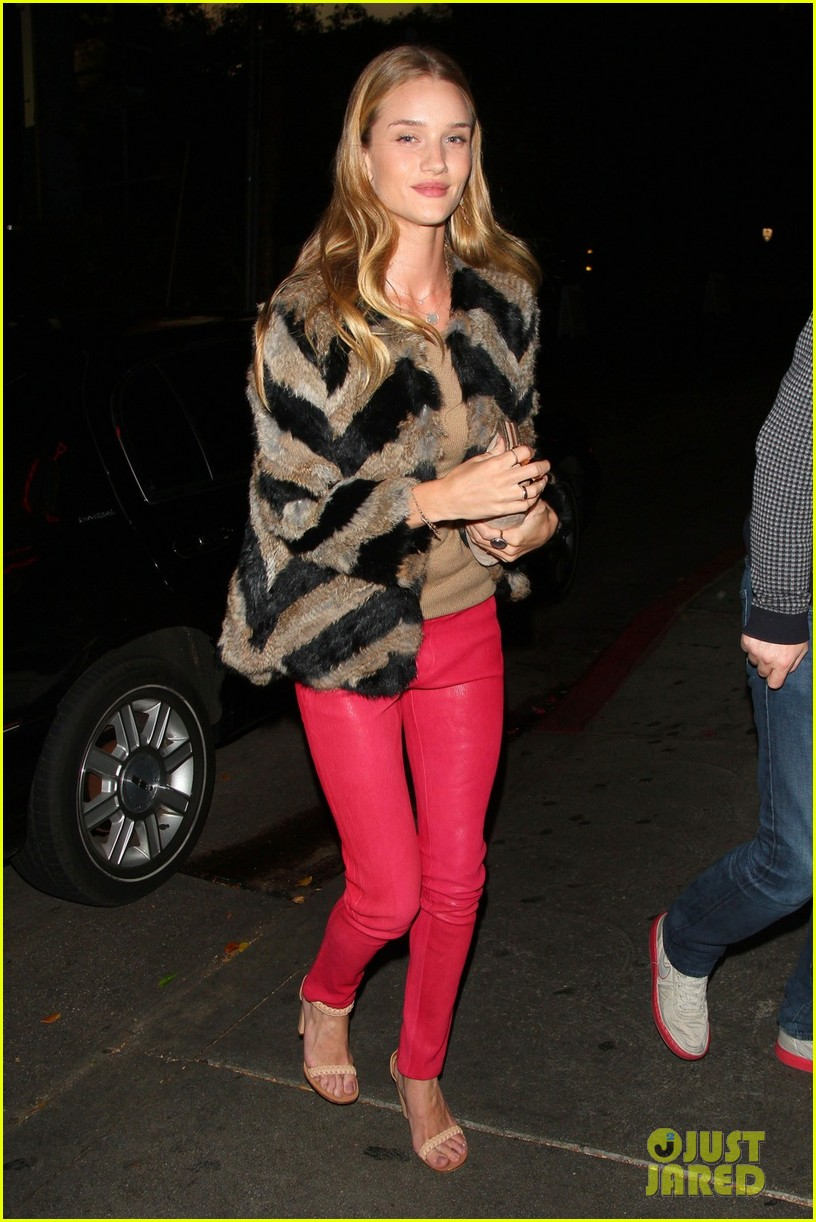 rosie huntington whiteley chateau marmont lady 07