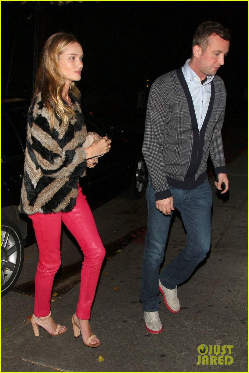 rosie huntington whiteley chateau marmont lady 08