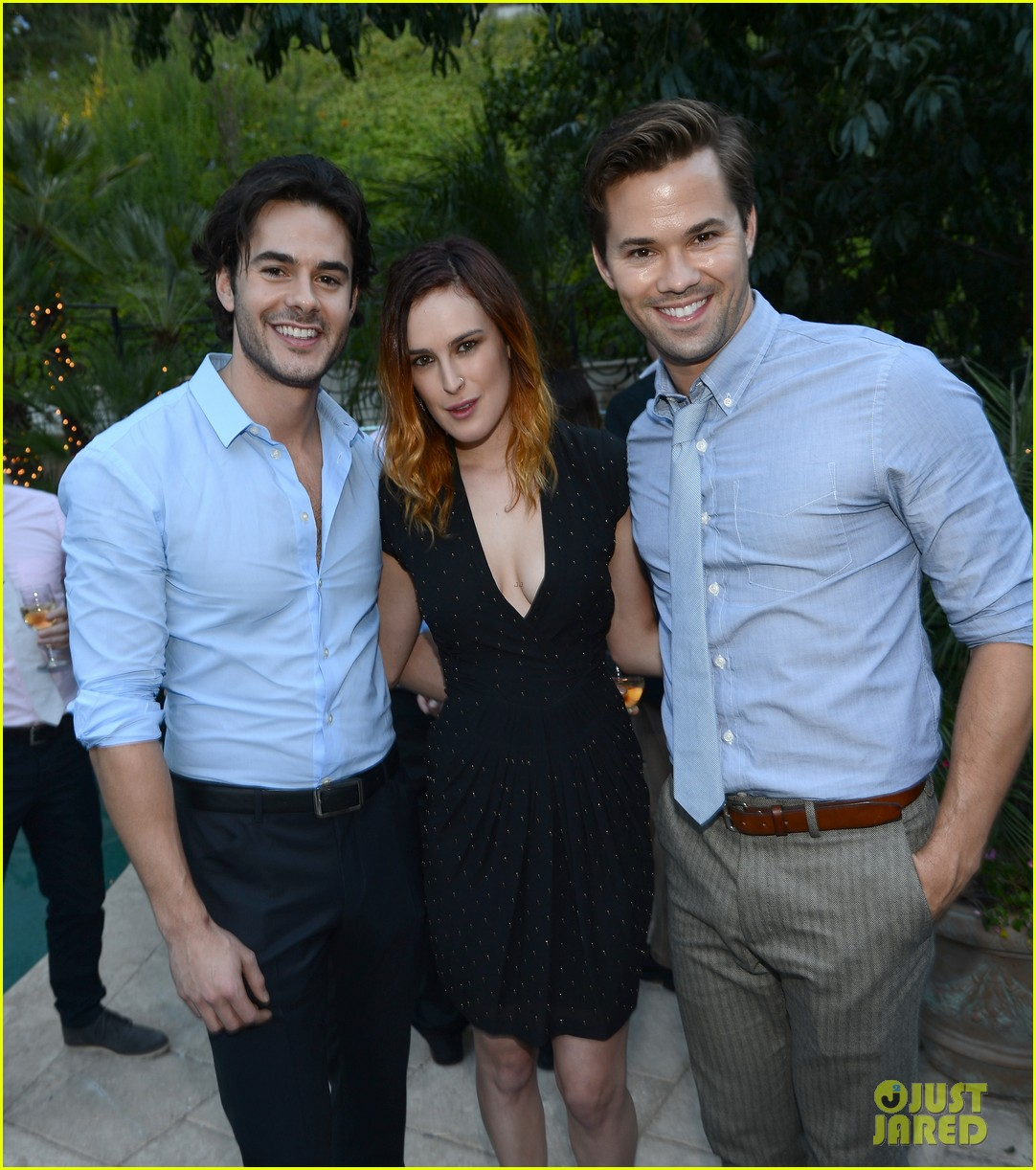 rumer willis jayson blair pflag new normal party 04
