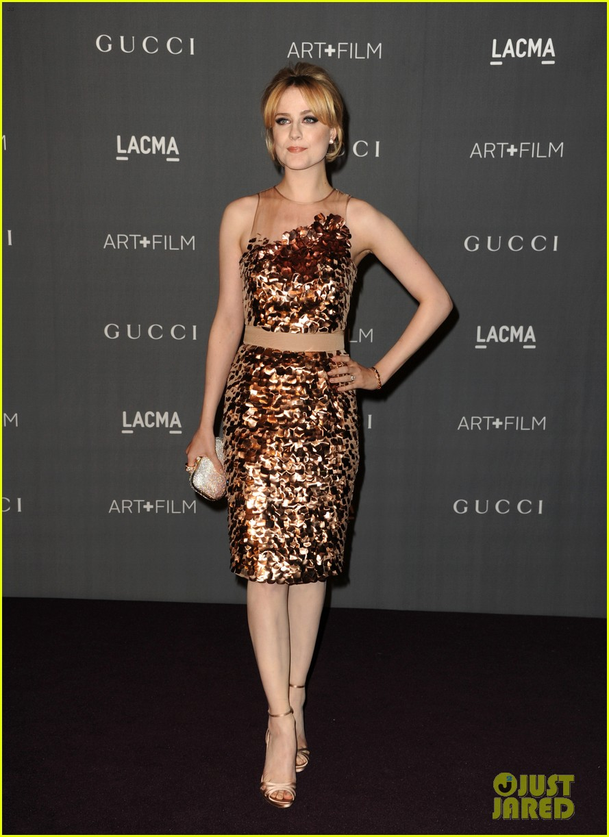 evan rachel wood amber heard lacma art film gala 23