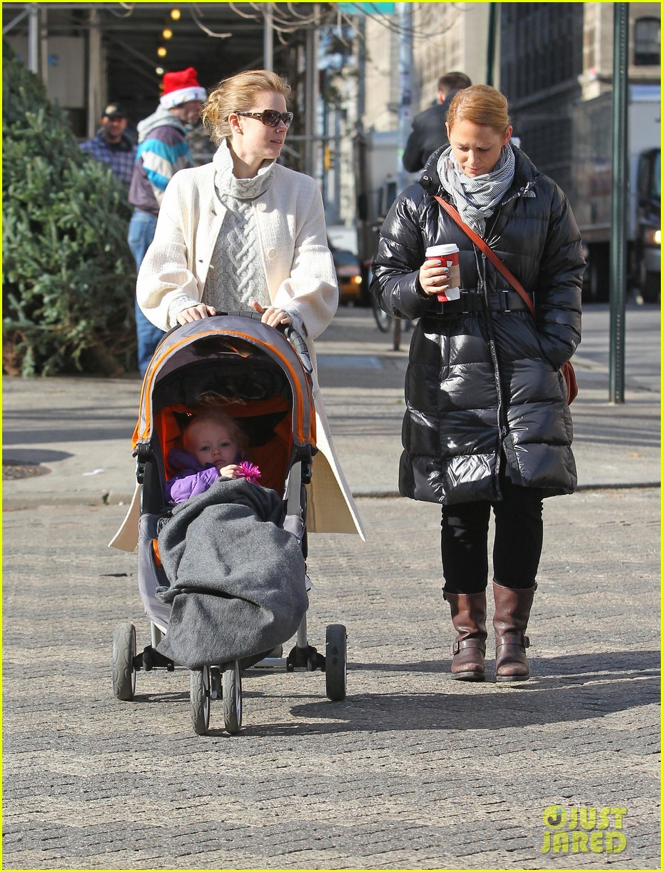 amy adams big apple family time 11