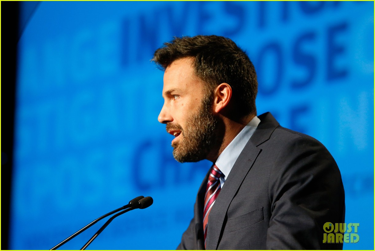 ben affleck human rights watch guest speaker 10