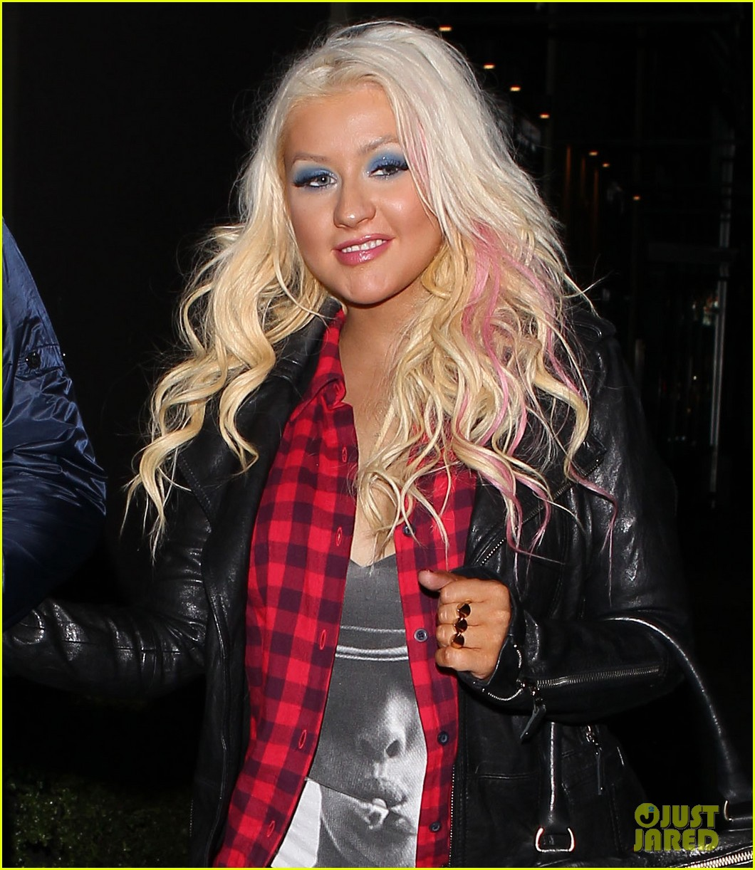 christina aguilera matthew rutler osteria mozza date night 03