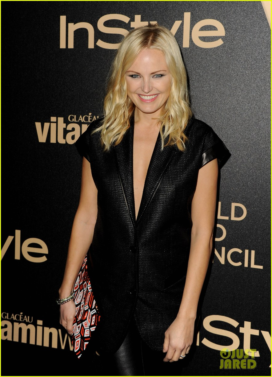 malin akerman brittany snow hfpa instyle golden globes party 082766765