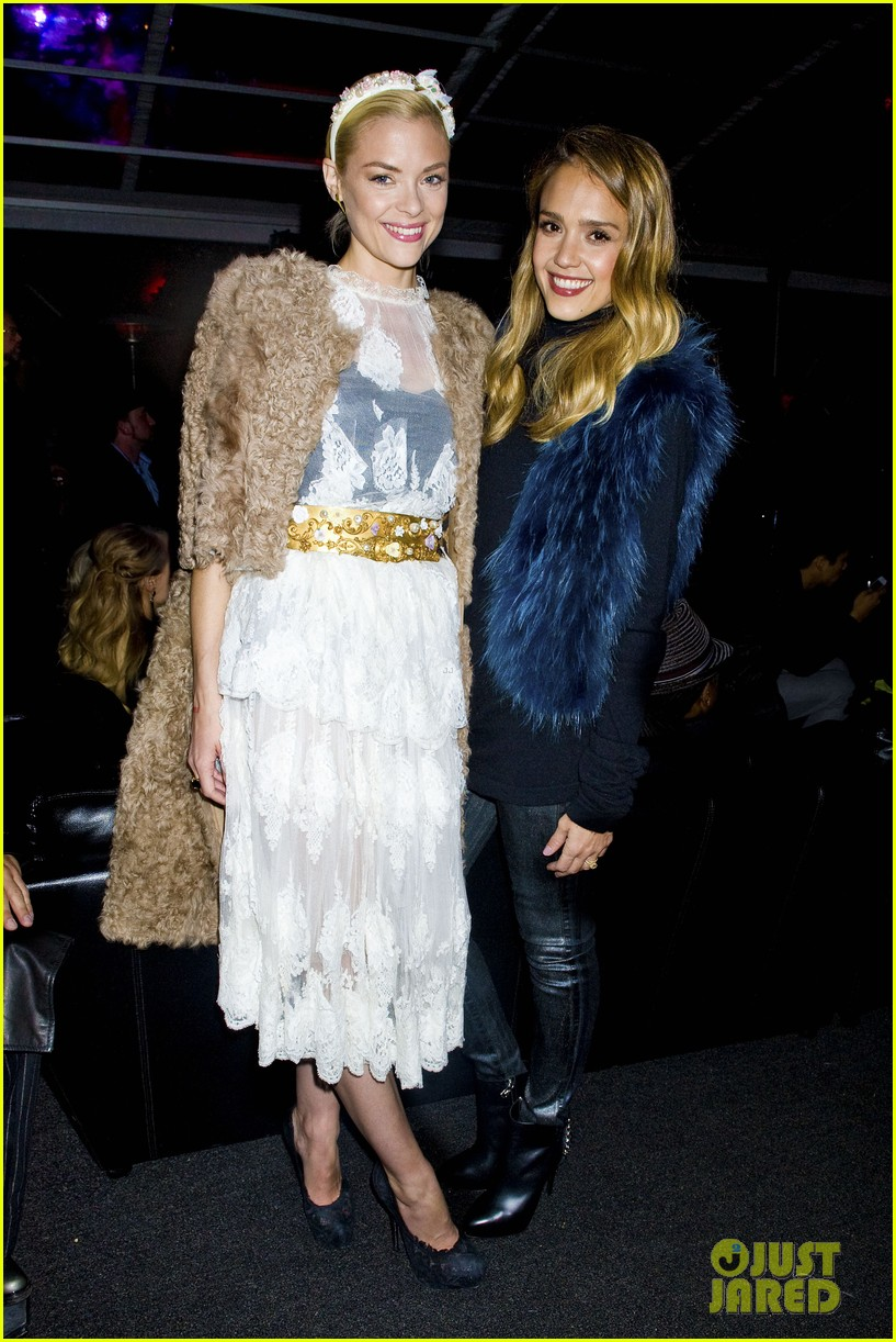 jessica alba jaime king sin city 2 production launch party 09