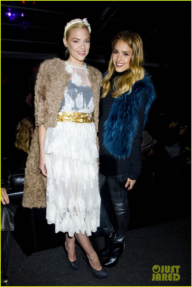 jessica alba jaime king sin city 2 production launch party 10