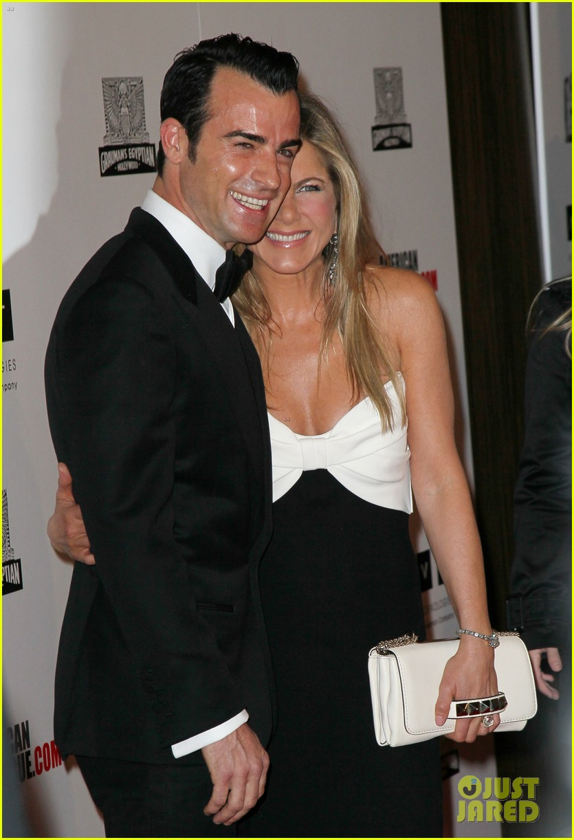 jennifer aniston justin theroux american cinematheque gala 06