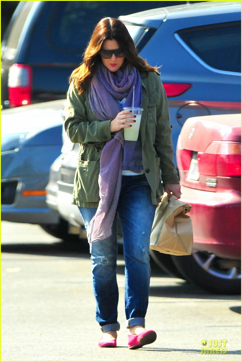drew barrymore culver city lunch stop 11