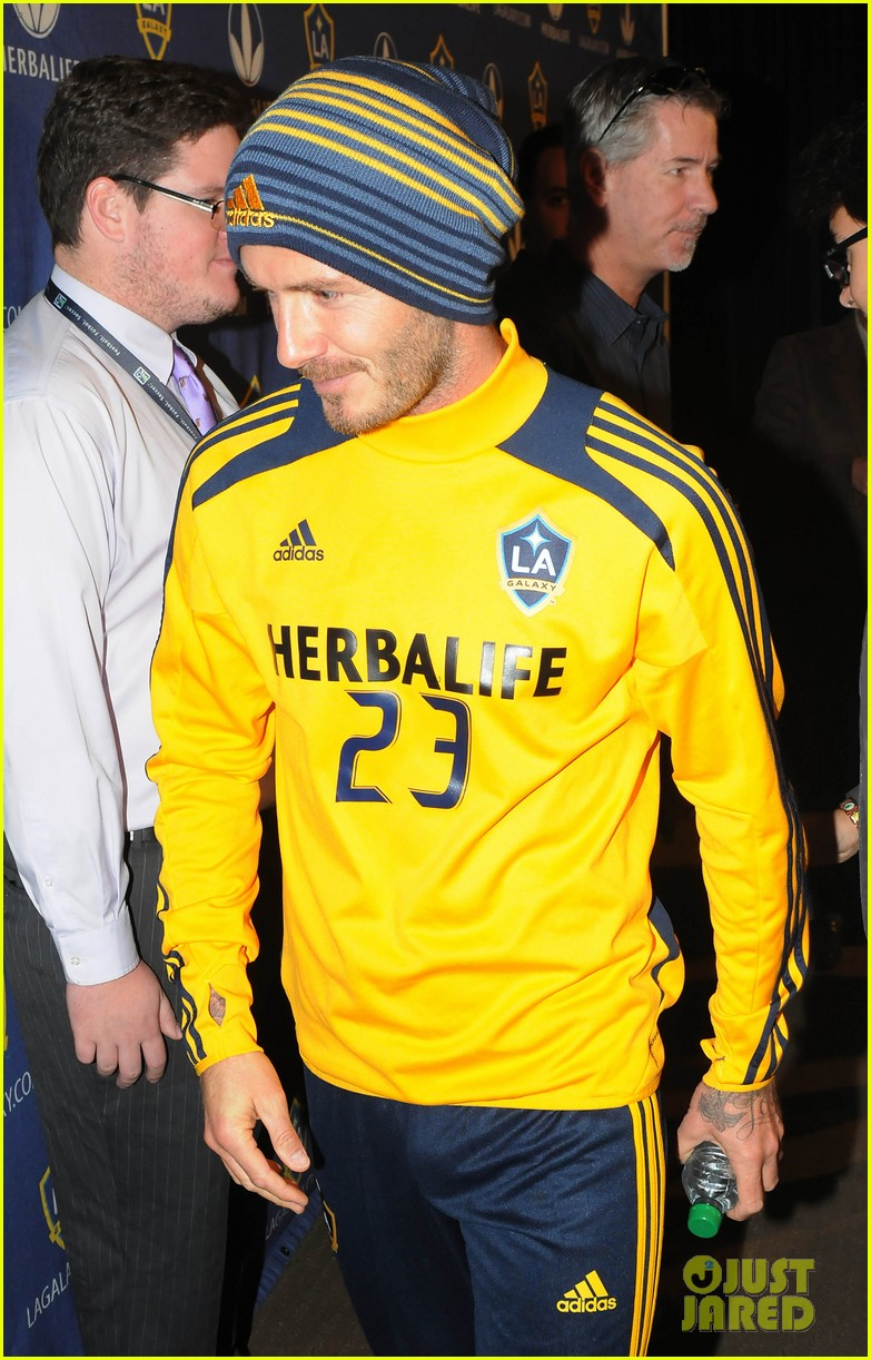 david beckham leaves los angeles galaxy 182761585