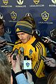 david beckham leaves los angeles galaxy 11