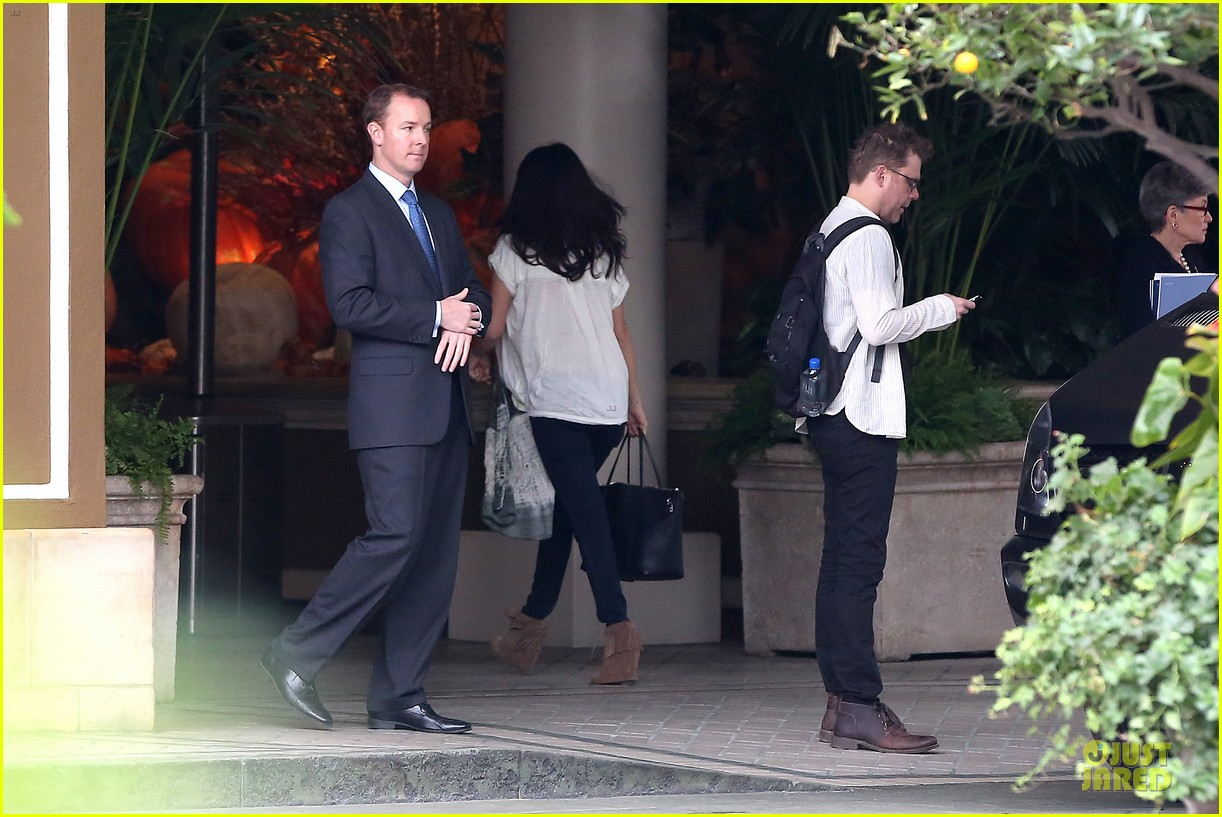 justin bieber selena gomez reunite at four seasons 08