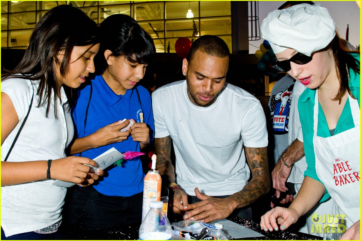 chris brown symphonic love foundation launch video 09