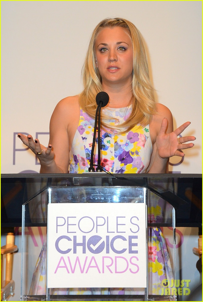 sophia bush peoples choice awards 2013 nominations announcement 08