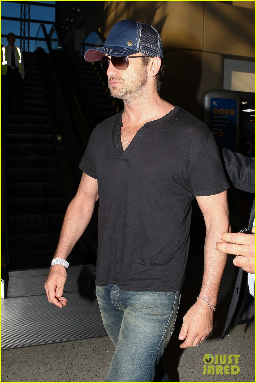gerard butler see ya later la 032751646