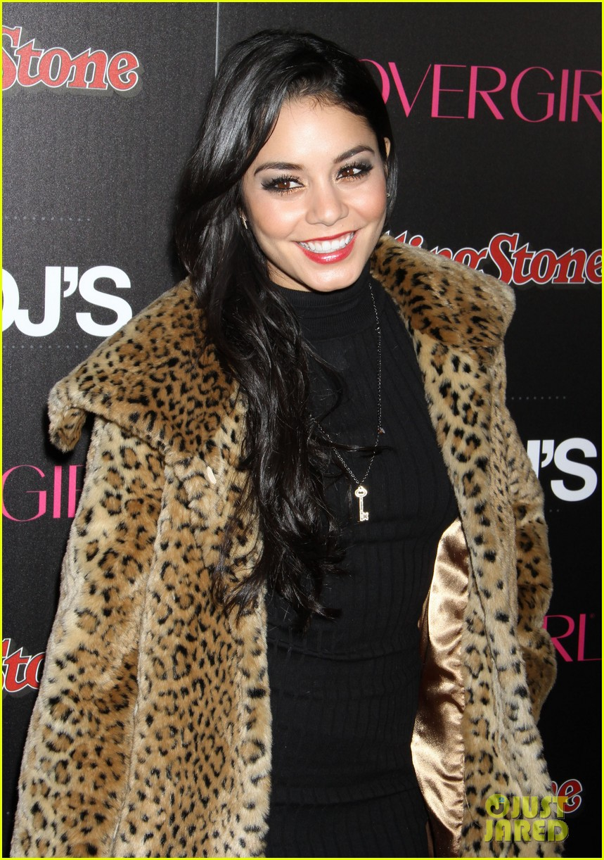 vanessa hudgens rolling stone party with austin butler 132753396