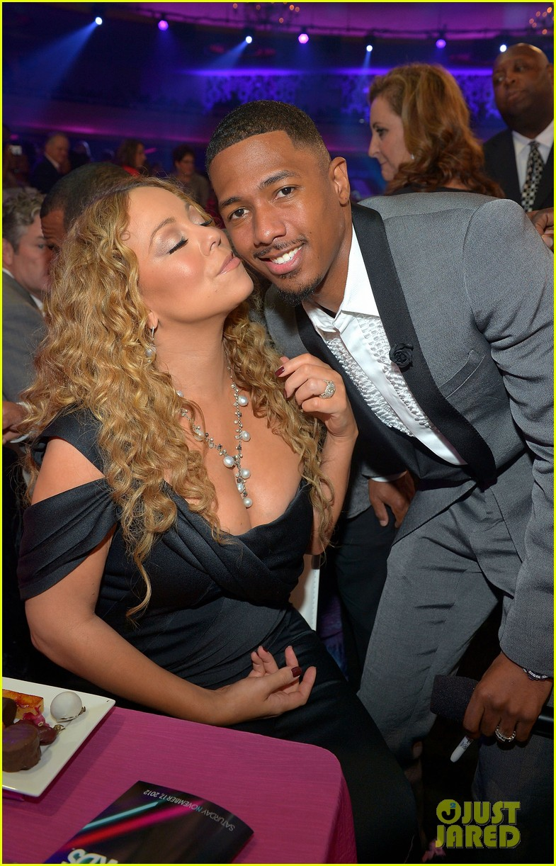 mariah carey nick cannon teennick halo awards 2012 18