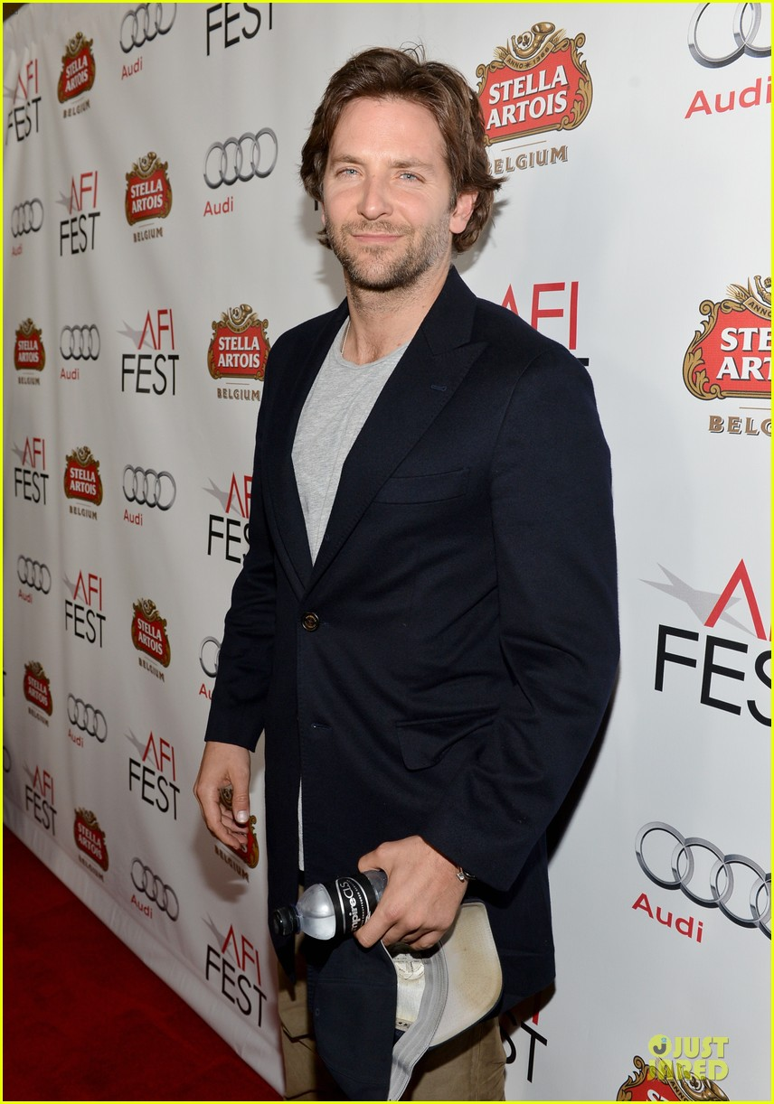bradley cooper silver linings playbook afi fest screening 09