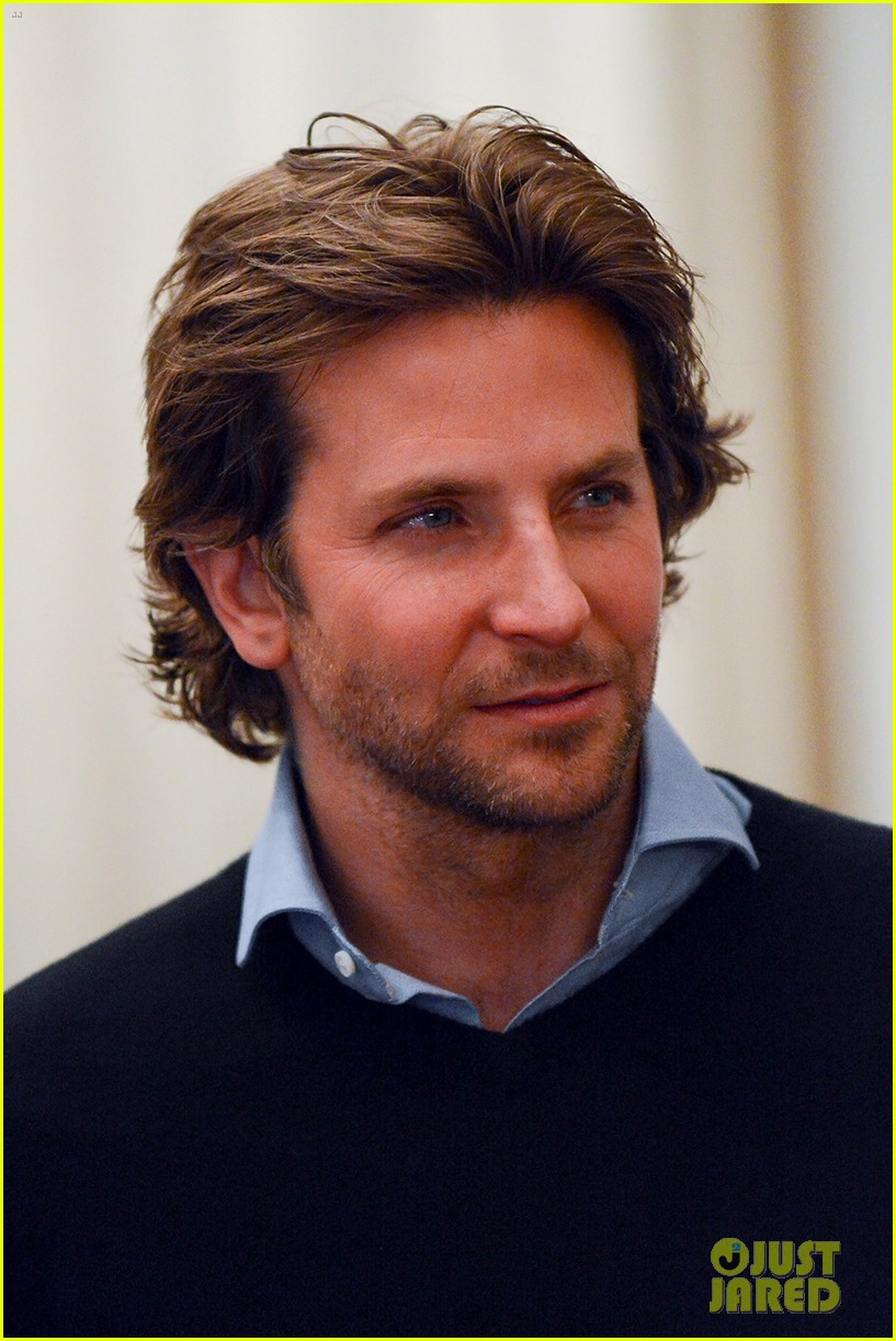 bradley cooper letterman silver linings press conference 19