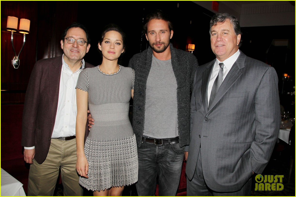 marion cotillard rust and bone lunch with matthias schoenaerts 12