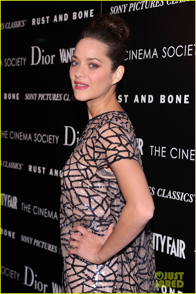 marion cotillard rust bone screening 092753889