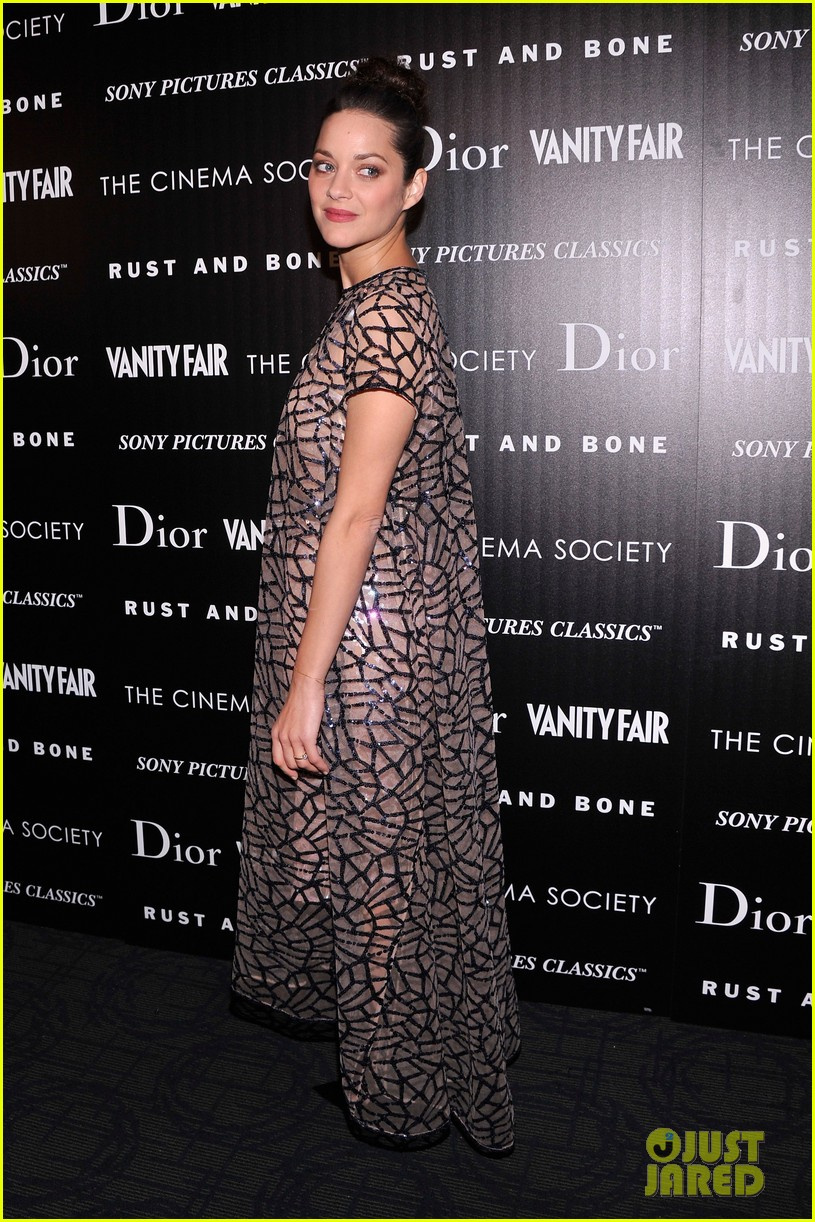 marion cotillard rust bone screening 10