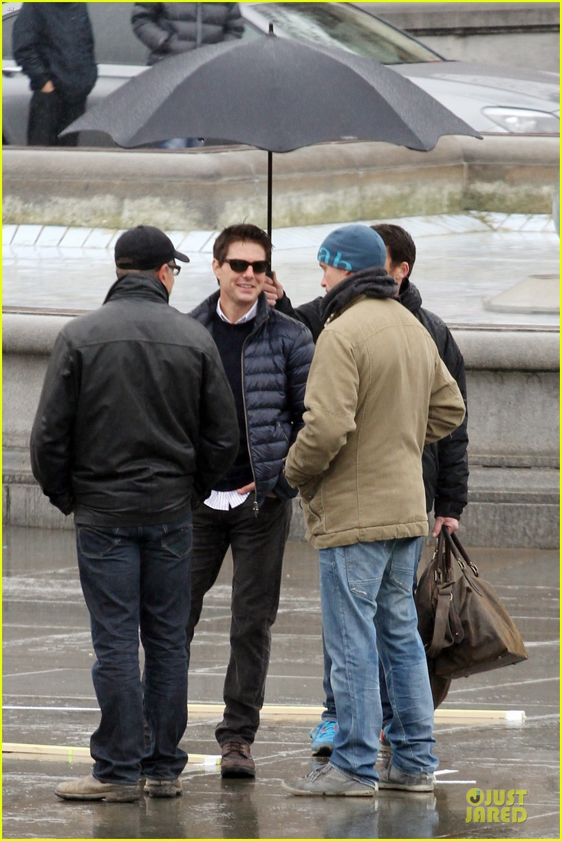 tom cruise all you need is kill set 08