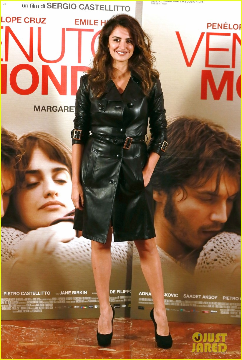penelope cruz twice born rome photo call 012751386
