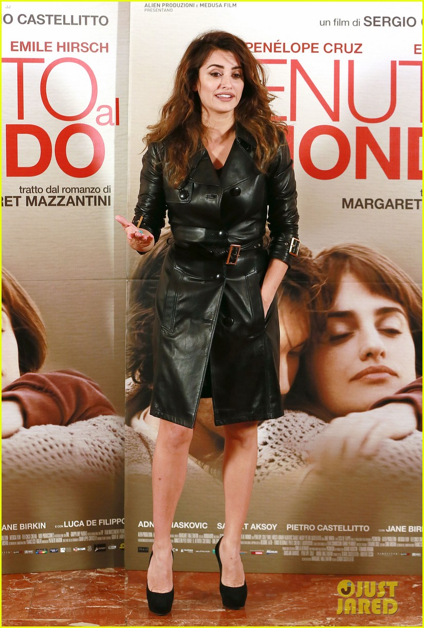 penelope cruz twice born rome photo call 072751392