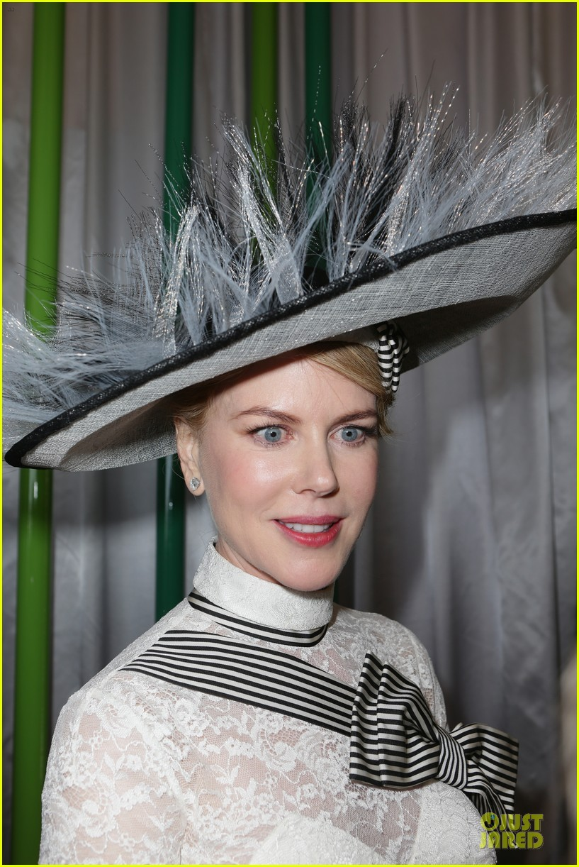 nicole kidman first aami victoria derby 13